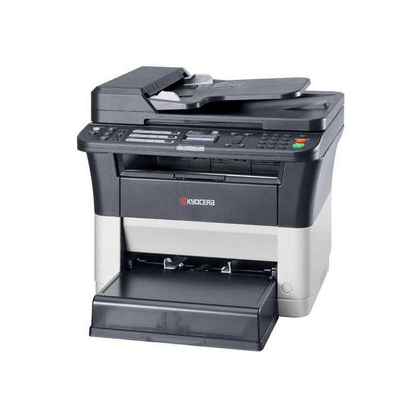 kyocera fs 1325mfp imprimante multifonctions imprimante copieur scanner fax laser. Black Bedroom Furniture Sets. Home Design Ideas