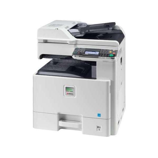 kyocera fs c8525mfp imprimante multifonctions impression copie scan laser couleur a4. Black Bedroom Furniture Sets. Home Design Ideas