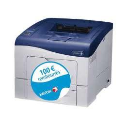 Xerox - Phaser 6600V_DN - Imprimante laser - couleur - A4 - recto verso - réseau - 100 € remboursés - livrée avec des toners 3000 pages noir - 2000 pages couleur - Garantie à vie (sous conditions)