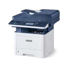 Xerox - Workcentre 3345V_DNI - 1 batterie externe tél en cadeau - Imprimante multifonctions (Impression - copie - scanner - fax) laser - noir et blanc - A4 - recto verso - réseau - wifi
