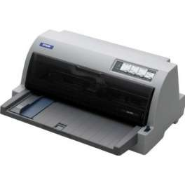Epson - LQ-690 - Imprimante matricielle - 24 aiguilles A4 haute capacité - C11CA13041