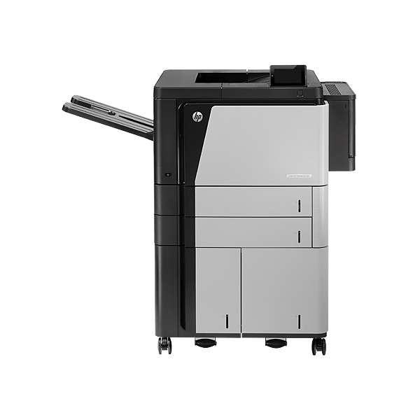 hp laserjet enterprise m806x imprimante laser noir et blanc a3 56 pages par minutes. Black Bedroom Furniture Sets. Home Design Ideas