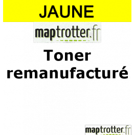 c746a1yg toner compatible maptrotter pour lexmark jaune pages r f rence 31747. Black Bedroom Furniture Sets. Home Design Ideas