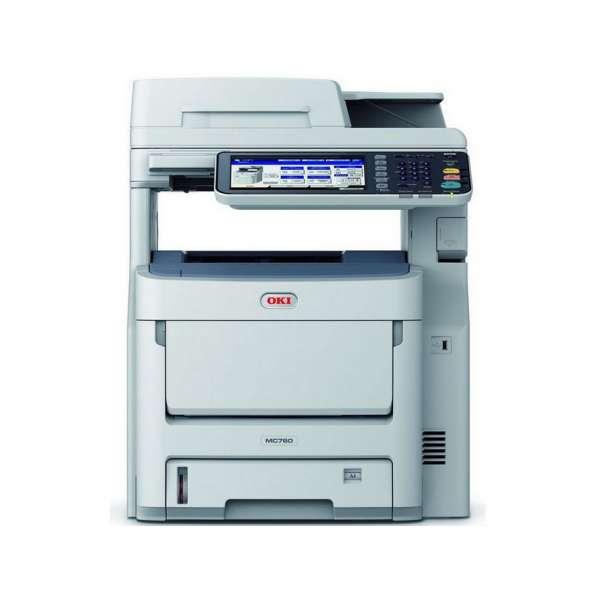 oki mc760dnfax imprimante multifonctions impression copieur scanner fax laser. Black Bedroom Furniture Sets. Home Design Ideas