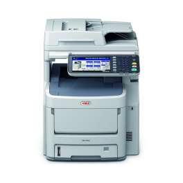 oki mc760dn imprimante multifonctions impression copieur scanner laser couleur a4. Black Bedroom Furniture Sets. Home Design Ideas