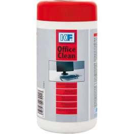 KF - pack de 100 lingette nettoyante - boite distributrice - U0341 - 377830