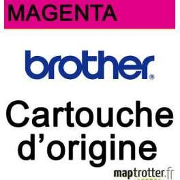 Brother - LC-221M - Cartouche d'encre - magenta - produit d'origine - 260 pages