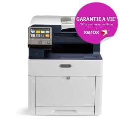 Xerox - Workcentre 6515V_DNI - Multifonction, laser, couleur, A4, rv, réseau, wifi, 28 pp  - Calculez votre coût d impression - Garantie à vie*  - 5000 points Xerox* livrée avec 4 toners (1500 pages nb, 1000 cl)