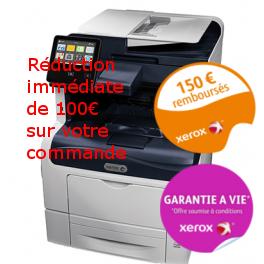Xerox - VersaLink C405V_DN - Bon de réduction immédiat de 100€ - multifonction (4 fonctions) couleur, A4, recto verso, réseau, 35 ppm - 150€ remboursés - garantie à vie* sur site - Gagnez 5000 points Xerox - Wifi offert - Leasing possible