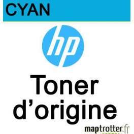 CF541X - 203X - HP - Toner cyan - produit d'origine - 2 500 pages