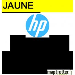 HP - 203A - CF542A - Toner jaune - produit d'origine 1 300 pages