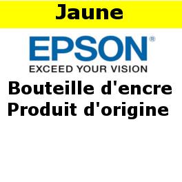 Epson - 102 - Bouteille d'encre - jaune - produit d'origine - 6 000 pages - 70 ml - C13T03R440