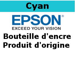 Epson - 102 - Bouteille d'encre - cyan - produit d'origine - 6.000 pages 70 ml - C13T03R240