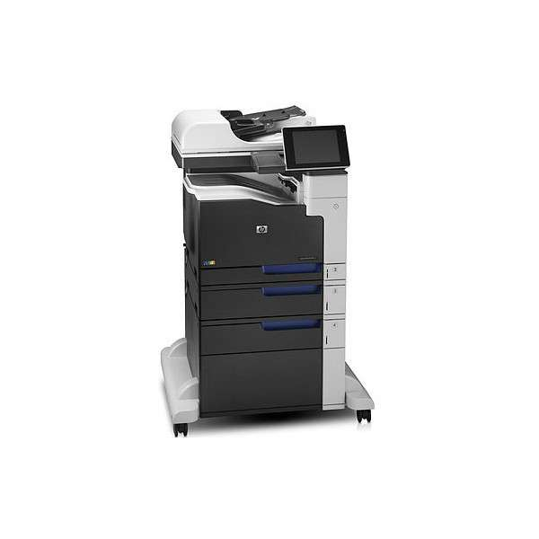 hp laserjet enterprise m775f imprimante multifonctions impression copie scanner fax. Black Bedroom Furniture Sets. Home Design Ideas