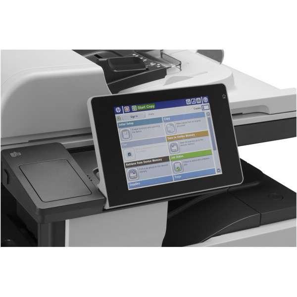 hp laserjet enterprise m725f imprimante multifonctions. Black Bedroom Furniture Sets. Home Design Ideas