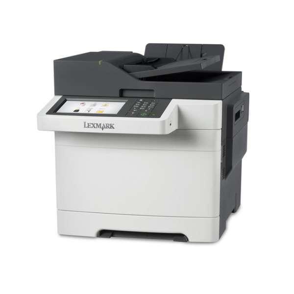 lexmark cx510de imprimante multifonctions impression copie scanner fax laser. Black Bedroom Furniture Sets. Home Design Ideas