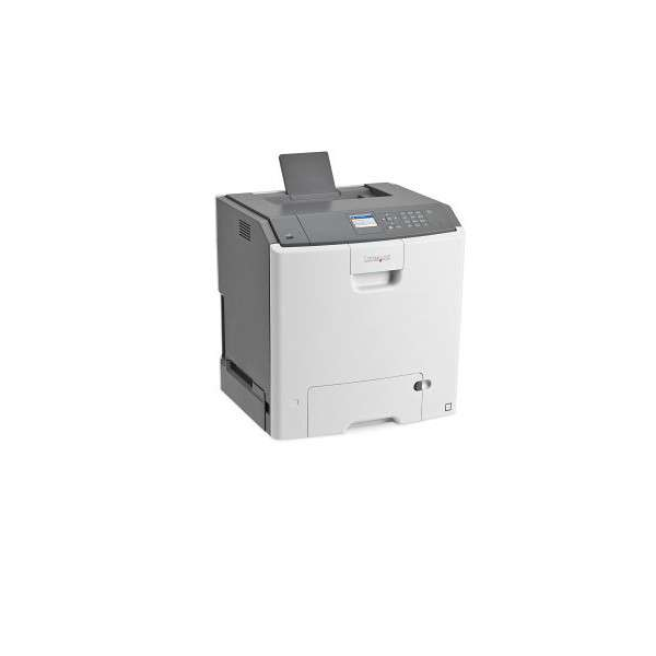 lexmark c746dn imprimante laser couleur a4 recto verso r seau. Black Bedroom Furniture Sets. Home Design Ideas