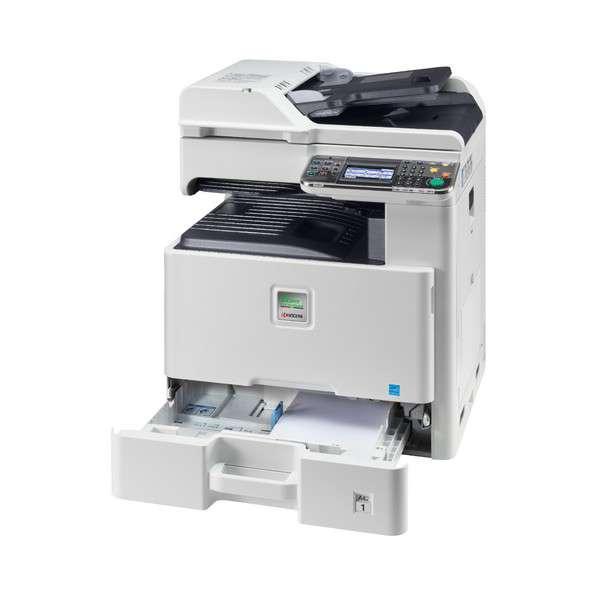 kyocera fs c8520mfp imprimante multifonctions impression copie scan laser couleur. Black Bedroom Furniture Sets. Home Design Ideas