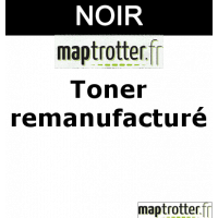 TK-580K - Toner remanufactur� Maptrotter pour Kyocera - noir - 3 500 pages - certification ISO/IEC 19752 - fabriqu� en Allemagne - R�f�rence : RE19011038