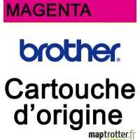 Brother - LC-980M - Cartouche d'encre magenta - produit d'origine - 260 pages