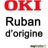 Oki - ML9 - 43571802 - Ruban - noir
