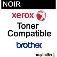 TN-2010 - Toner remanufactur� Xerox - Brother - Noir - 1000 pages - 006R03157