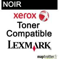 Xerox - E260X22G - Tambour remanufactur� - Lexmark - Noir - 30 000 pages - 006R03151