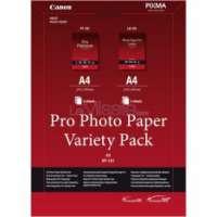 Canon - 0775B078 - VP-101 - Pack GP-501 10x15 (5 feuilles)+  PP-201  II 10x15 (5 feuilles) + SG-201 10x15 (5 feuilles)