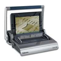 FELLOWES Perforelieur Galaxy 500 manuel 5622001 - 5622001