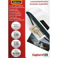 FELLOWES Pack de 100 pochettes Imagelast 125 microns 54x86mm 5306302 - 5306302