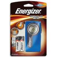 ENERGIZER Lampe compact metal led avec piles 7638900307504 - 7638900307504