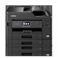 Brother - MFC-J5730DW - Imprimante multifonction (Impression - copie - scan - fax) jet d'encre - couleur - A3 - recto verso - wifi - 22 ppm - Garantie : 2 ans sur site