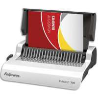Fellowes - 5620701 - FELLOWES Perforelieur �lectrique Pulsar-E perfore15 feuilles, relie 300 feuilles 5620701