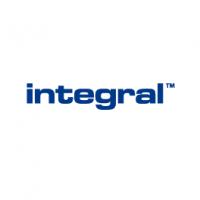 INTEGRAL - INFD8GBNEONOR - Integral Neon - Lecteur flash USB - 8 Go - USB 2.0 - orange