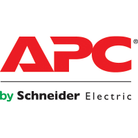 APC - AR8429 - Apc - guide de cables pour rack - noir - 1 u