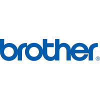 Brother - PTE110F1 - PT-E100F ABC/123 12mm LCD