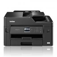 Brother - MFC-J5335DW - Imprimante multifonction (Impression - copie - scan - fax) jet d'encre - couleur - A3 en feuille � feuille - chargeur ADF - recto verso uniquement en impresion - wifi - 20 ppm - Garantie : 2 ans sur site