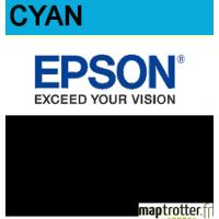 Epson - 29 - T2982 - Cartouche d'encre cyan - 3,2 ml - produit d'origine - C13T29824012 - s�rie fraise