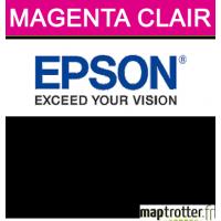 Epson - 378 - Cartouche d'encre - magenta clair - produit d'origine - 4,8 ml - 360 pages - C13T37864010 - s�rie �cureuil