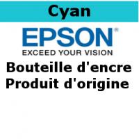 Epson - 102 - Bouteille d'encre - cyan - produit d'origine - 6 000 pages - 70 ml - C13T03R240