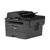 Brother - MFC-L2710DW - Multifonction (impression, copie, scan, fax) - laser - noir et blanc - A4 - chargeur ADF - 30 ppm - recto verso - wifi