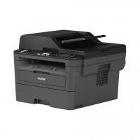 Brother - MFC- L2710DN - Imprimante multifonction (Impression - copie - scan - fax) laser - noir et blanc - A4 - chargeur ADF - 30 ppm - recto verso - r�seau