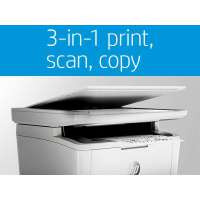 HP - LaserJet Pro MFP M28a Printer - W2G54A
