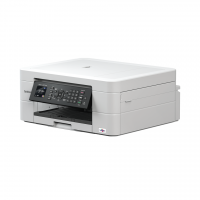 Brother - MFC-J497DW - Imprimante multifonction (Impression - copie - scan - fax) laser  couleur - A4 - wifi - pas de chargeur - 12 ppm