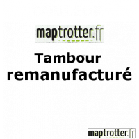 DR-1050 - Tambour Maptrotter pour Brother - encre ISO/IEC 19752 - 10 000 pages - fabriqu� en Allemagne - R�f�rence : RE19011112