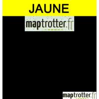 716 Y - 1977B002 - Toner Maptrotter pour Canon - encre ISO/IEC 19752 - jaune - 1 500 pages - fabriqu� en Allemagne - R�f�rence : RE19031976