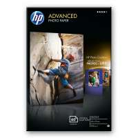 HP - Q8008A - HP Advanced Glossy Photo Paper - Papier Photo Brillant 10x15 - 250 g/m� - 60 feuilles