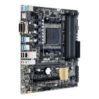 ASUS - A88XM-A/USB 3.1 - ASUS MB A88XM-A/USB 3.1