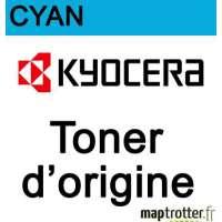Kyocera - TK-8345C - Toner cyan - produit d'origine - 12 000 pages - 1T02L7CNL0