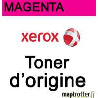 XEROX - Toner magenta - 1 000 pages - 106R03474